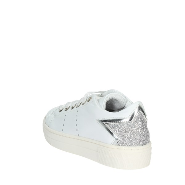 Le Petit Bijou Shoes Sneakers White 8122-LP