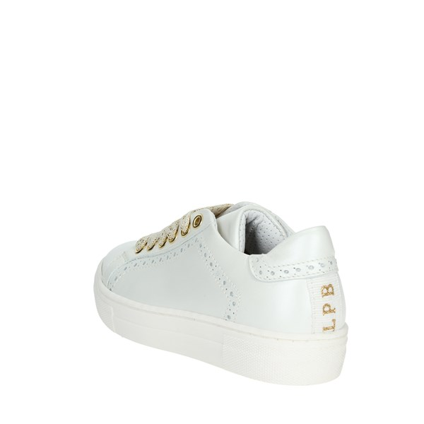 Le Petit Bijou Shoes Sneakers White 6308-2