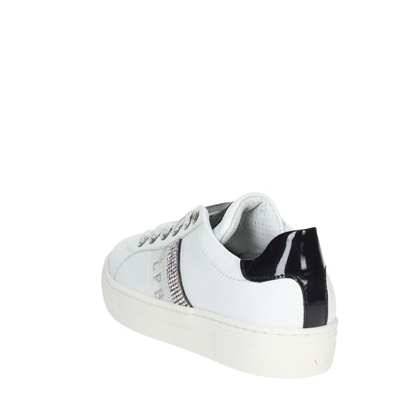 Le Petit Bijou Shoes Sneakers White 6301-2