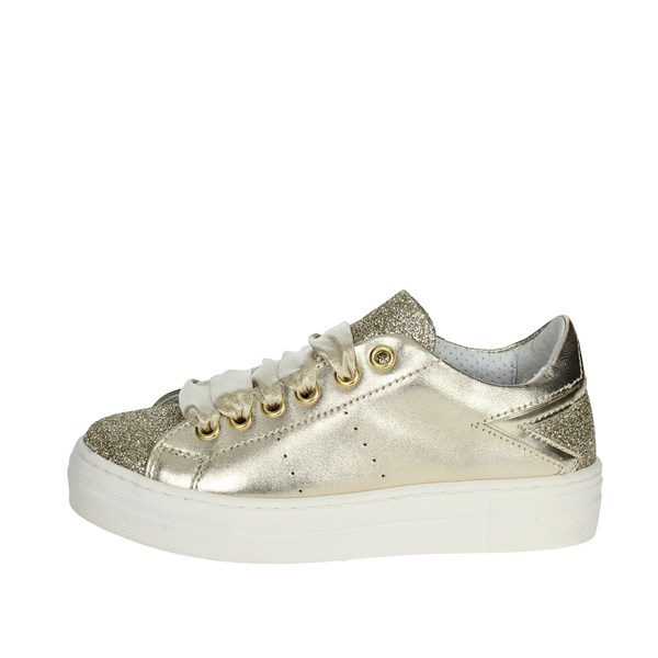 Le Petit Bijou Shoes Sneakers Platinum  8122-LP