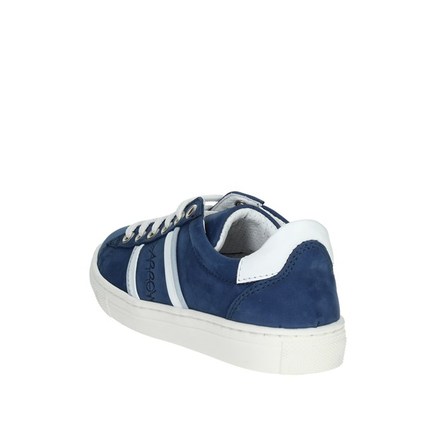 A.r.w. Shoes Sneakers Blue 6304-2
