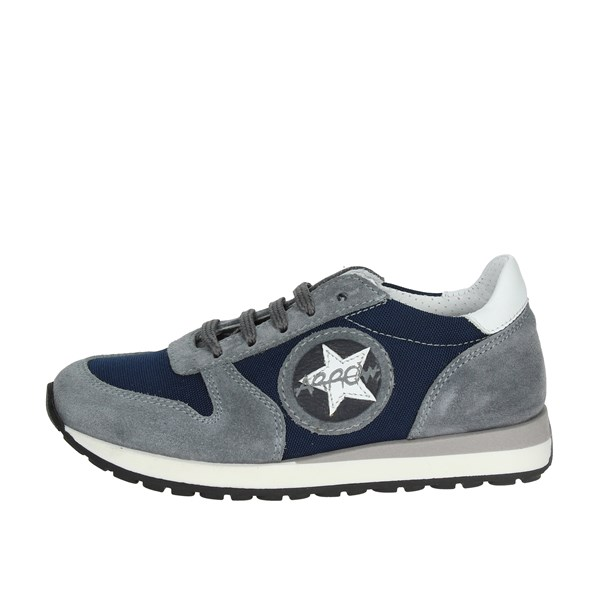 A.r.w. Shoes Sneakers Blue 6231-A