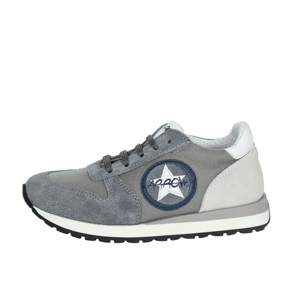 A.r.w. Shoes Sneakers Grey 6231-A