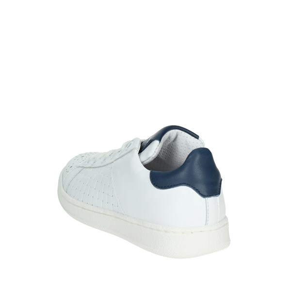 A.r.w. Shoes Sneakers White 6217-H1
