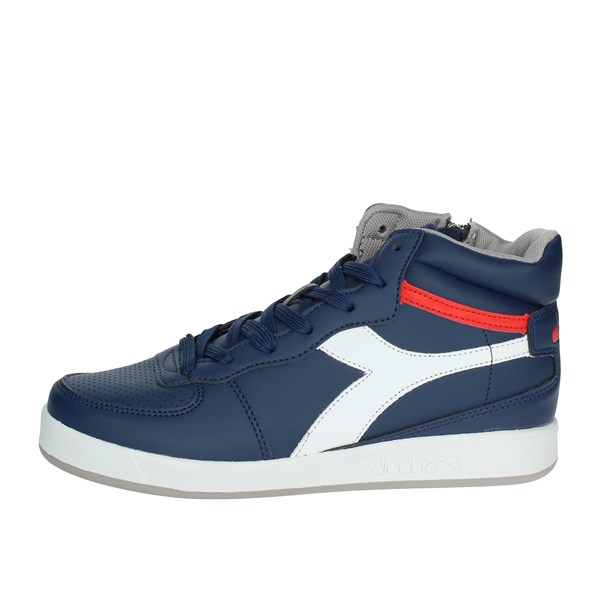 Diadora Shoes High Sneakers Blue 101.173759 C5901
