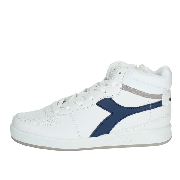 Diadora Shoes High Sneakers White/Blue 101.173759 60024