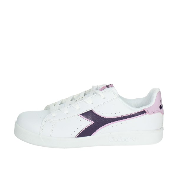 Diadora Shoes Sneakers White 101.173323 C7630