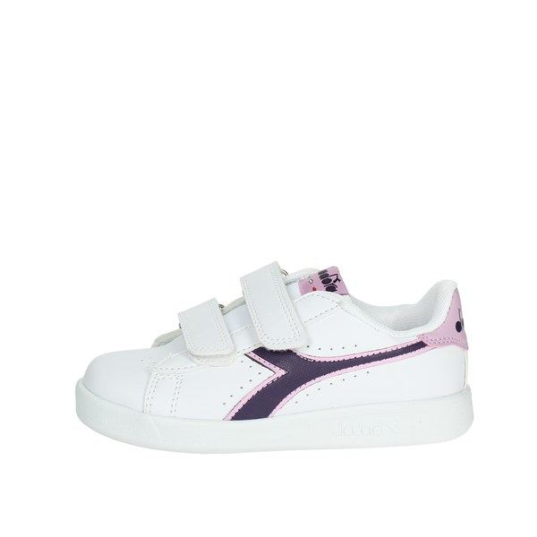 Diadora Shoes Sneakers White 101.173324 C7630