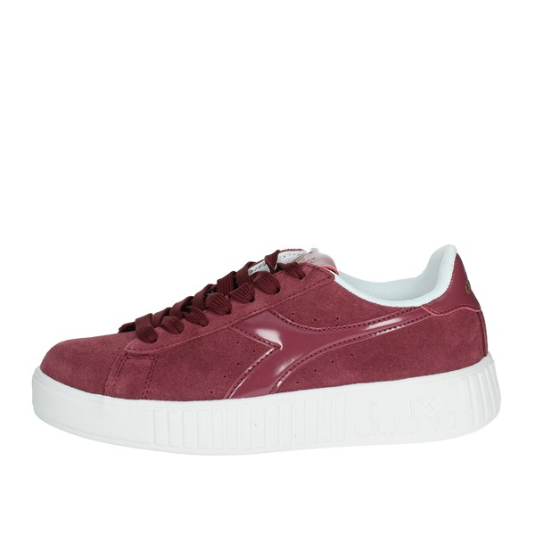 Diadora Shoes Sneakers Burgundy 101.173752 55111