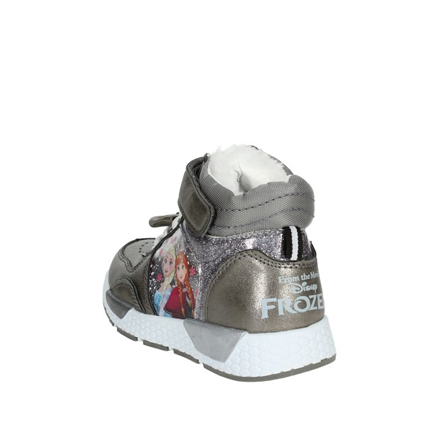 Disney Frozen Shoes Sneakers Silver S20463