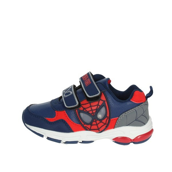 Marvel Spider-man Shoes Low Sneakers Blue/Red S20162