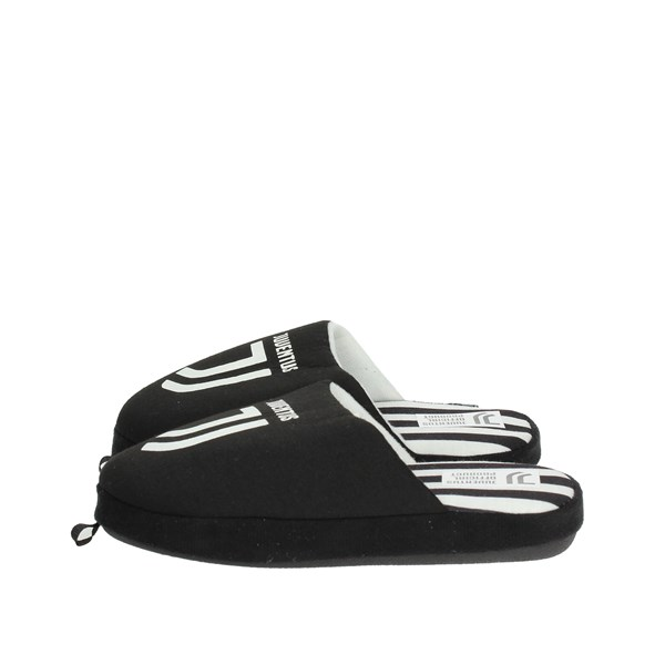 Juventus Shoes Clogs White/Black S20019