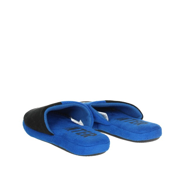 Inter  Shoes Clogs Blue/Black S20057