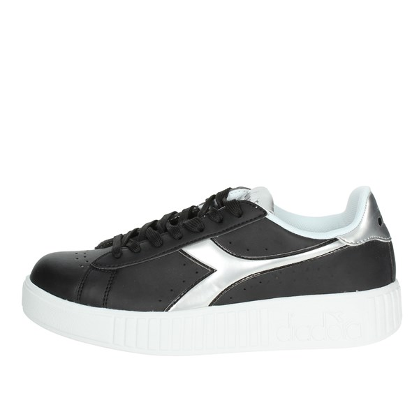 Diadora Shoes Sneakers Black/Silver 101.173753 C0787