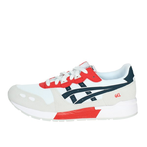 Asics Shoes Low Sneakers White 1193A102-100