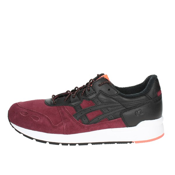 Asics Shoes Low Sneakers Burgundy 1193A134-600