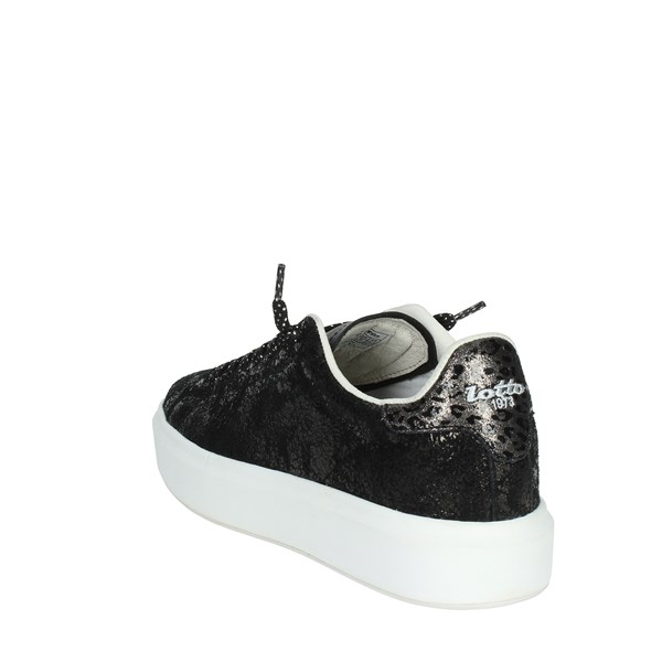 Lotto Leggenda Shoes Sneakers Black T7740