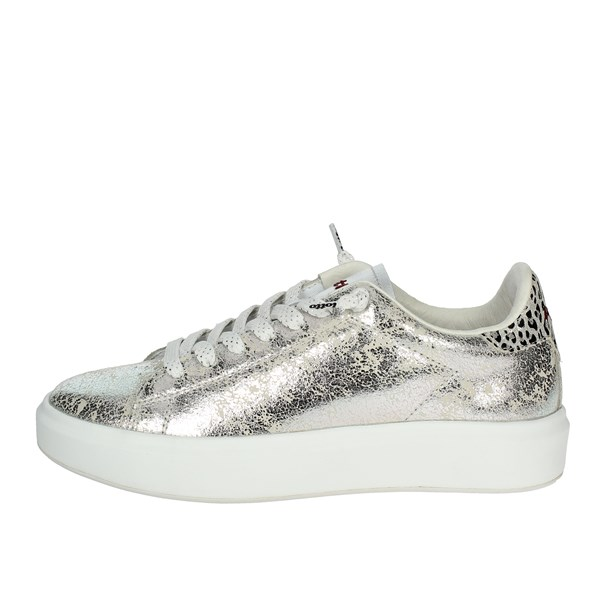Lotto Leggenda Shoes Sneakers Silver T7738