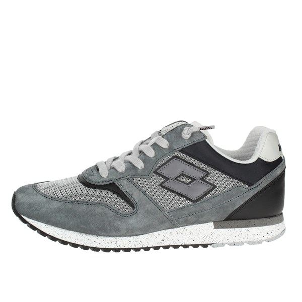 Lotto Leggenda Shoes Sneakers Grey T7398