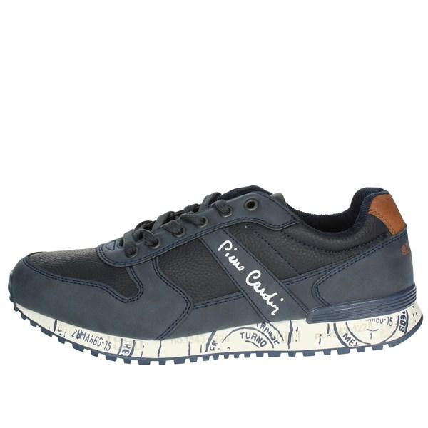 Sneakers Pierre Cardin Uomo - BLU - Vendita Sneakers On line su ... 2af902ffd57