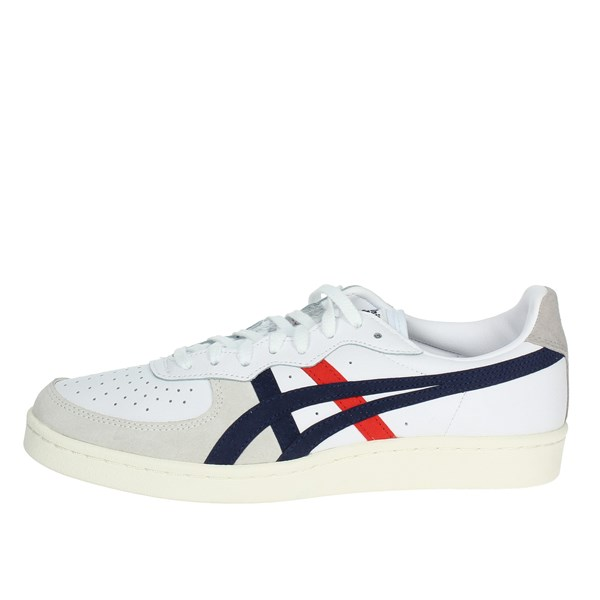 Onitsuka Tiger Shoes Sneakers White D5K2Y 100