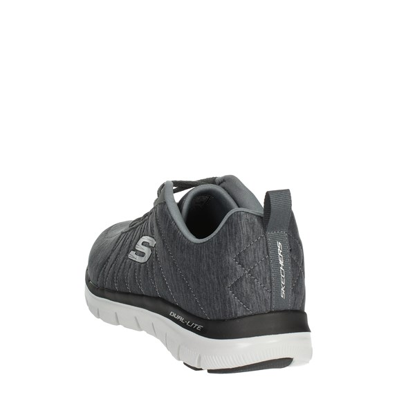<Skechers Shoes Low Sneakers Grey 52186/CHAR