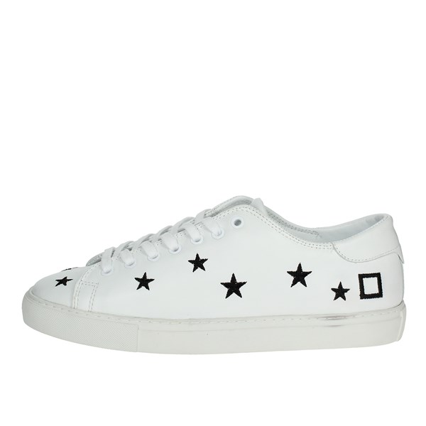 D.a.t.e. Shoes Low Sneakers White I18-226