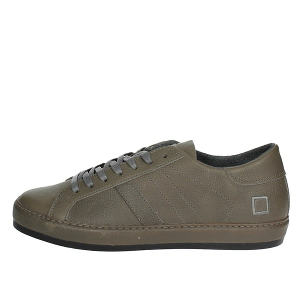 D.a.t.e. Shoes Low Sneakers Grey I18-222