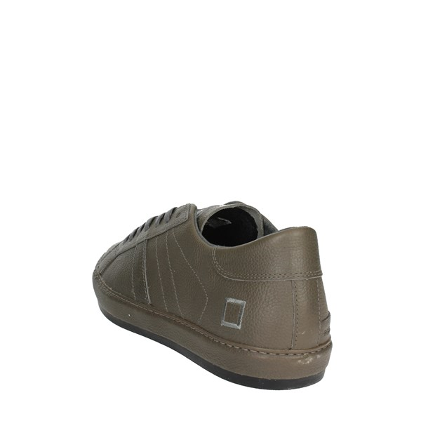 <D.a.t.e. Shoes Low Sneakers Grey I18-222