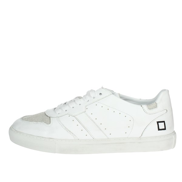 D.a.t.e. Shoes Low Sneakers White I18-240