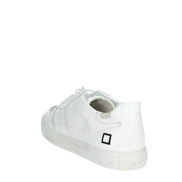 <D.a.t.e. Shoes Low Sneakers White I18-240