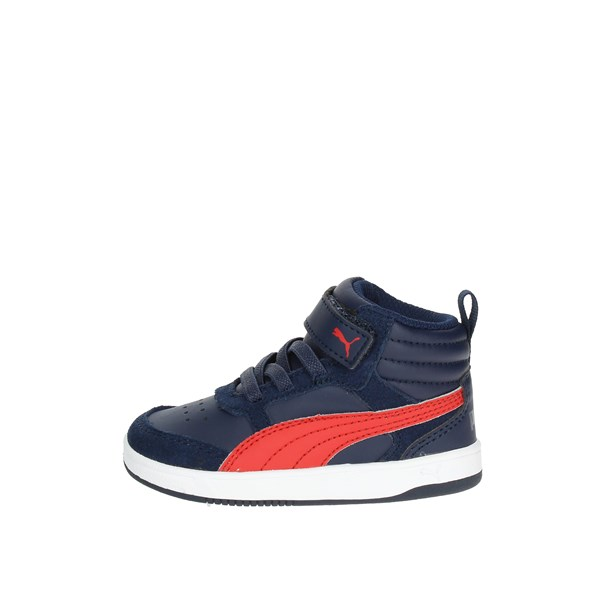 Puma Shoes Sneakers Blue 363918 08