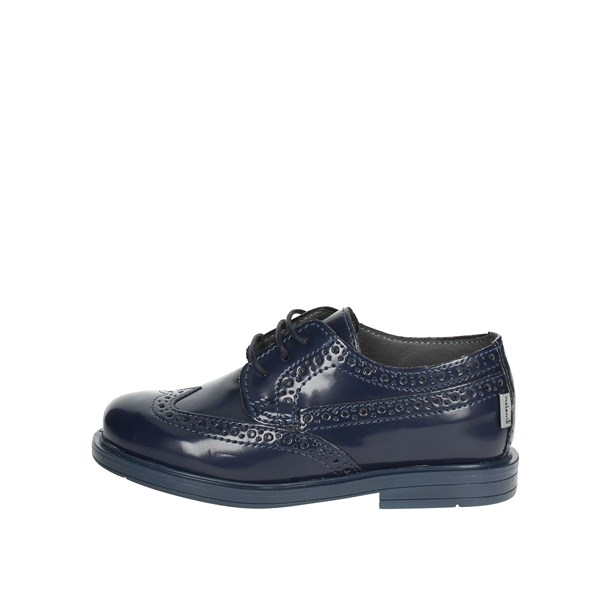 Melania Shoes Brogue Blue ME2005D8I.H