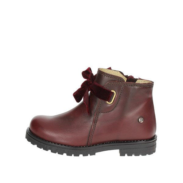 Melania Shoes Ankle Boots Burgundy ME2620D8I.C