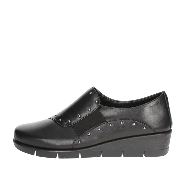 The Flexx Shoes Moccasin Black B235 50