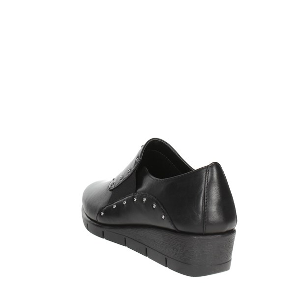 The Flexx Shoes Loafers Black B235 50