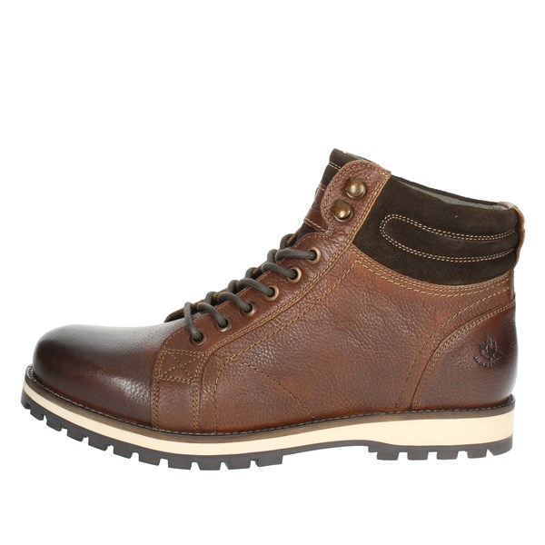 Lumberjack Shoes Boots Brown SM33501-003