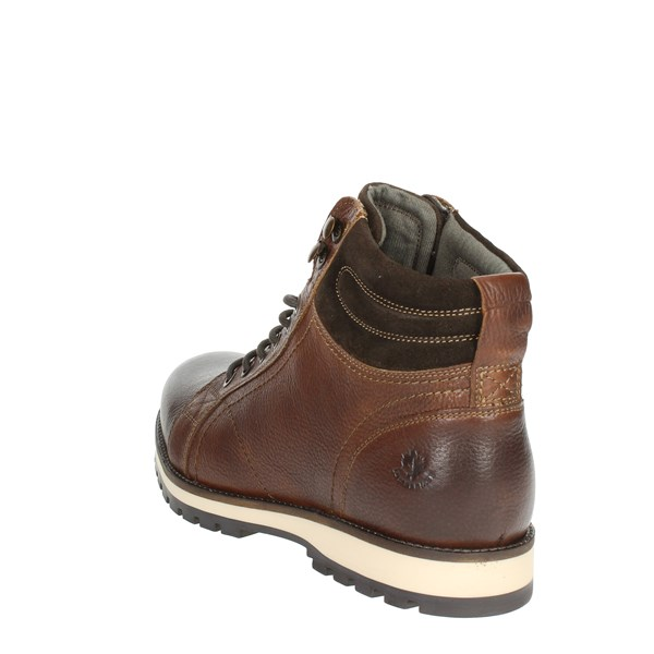<Lumberjack Shoes Boots Brown SM33501-003