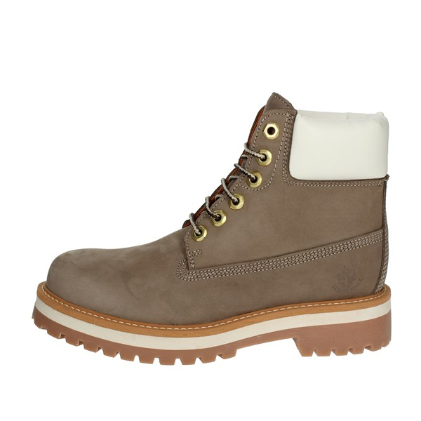 Lumberjack Shoes Boots Brown Taupe SW50501-001