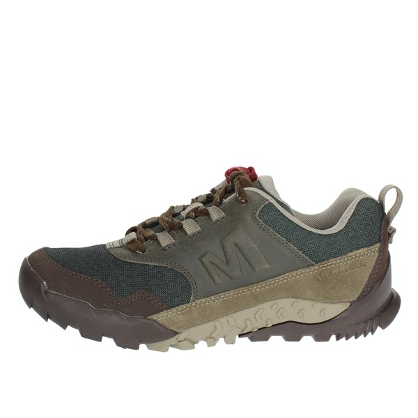 Merrell Shoes Sneakers Brown J95167