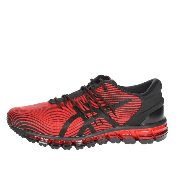 Asics Shoes Low Sneakers Red 1021A028-600