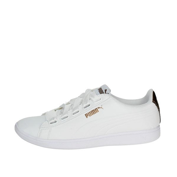 Puma Shoes Low Sneakers White 367813 02
