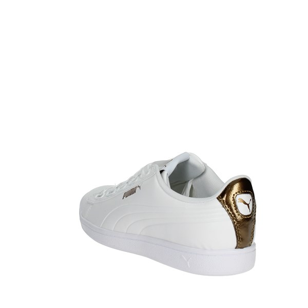 <Puma Shoes Low Sneakers White 367813 02