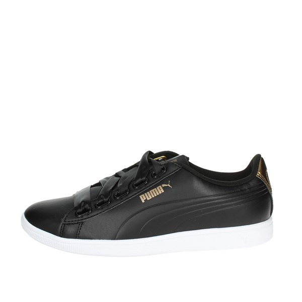 Puma Shoes Low Sneakers Black 367813 01
