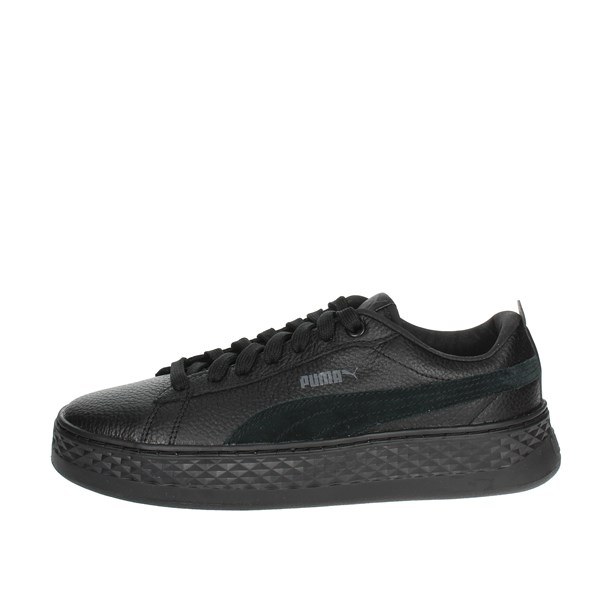 Puma Shoes Low Sneakers Black 366487 01
