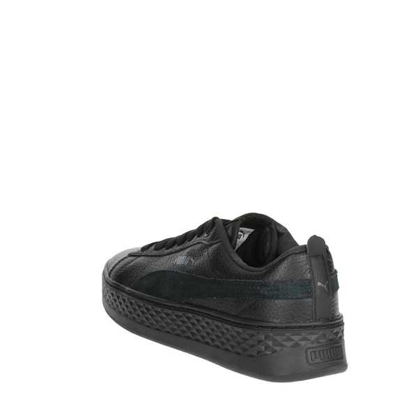 <Puma Shoes Low Sneakers Black 366487 01