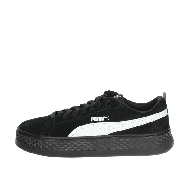 Puma Shoes Low Sneakers Black 366488 02
