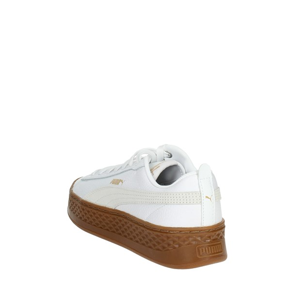 <Puma Shoes Low Sneakers White 366487 02