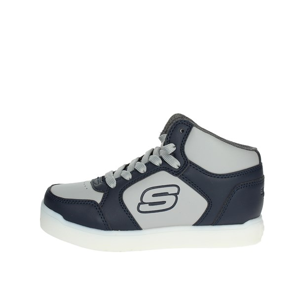 Skechers Shoes Sneakers Grey/Blue 90610L/NVGY
