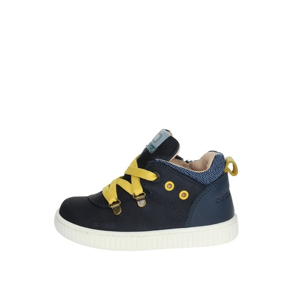 Balducci Shoes Low Sneakers Blue MSPORT1812
